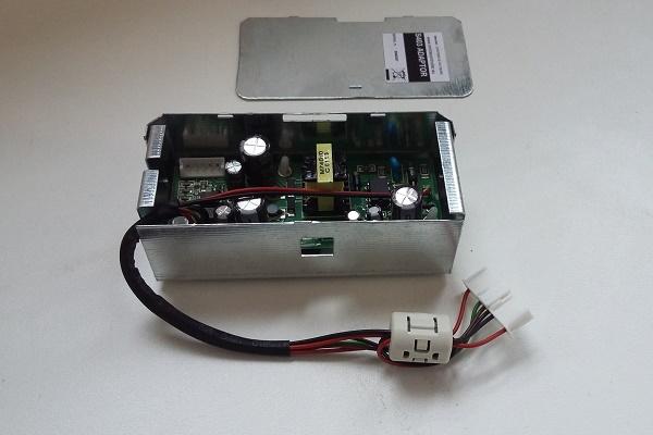 Adaptér S403 pohľad dovnútra