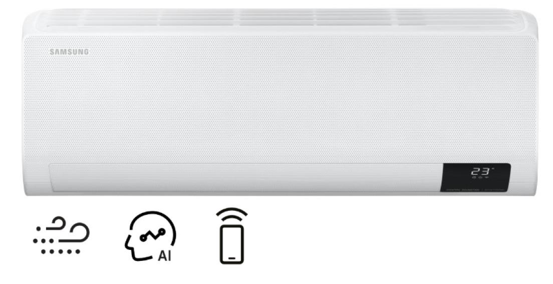 Vnútorná nástenná jednotka - Samsung Wind-Free Comfort