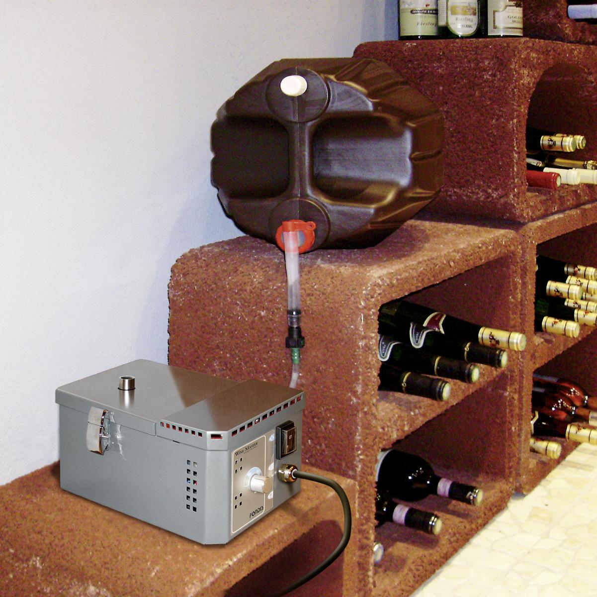 HYGROMASTER príklad inštalácie